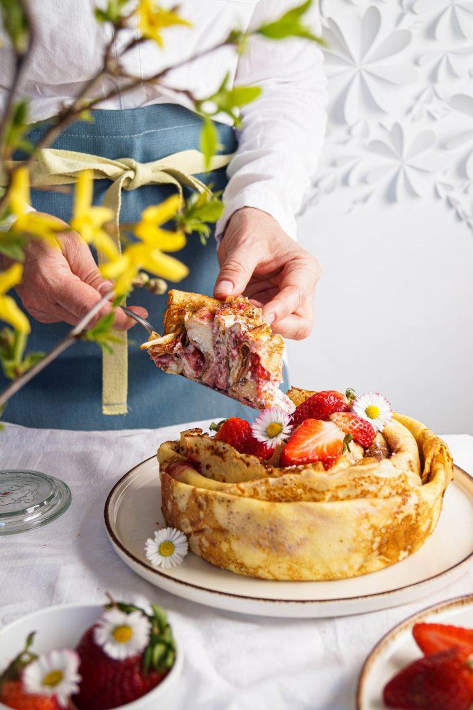 palatekercs torta
